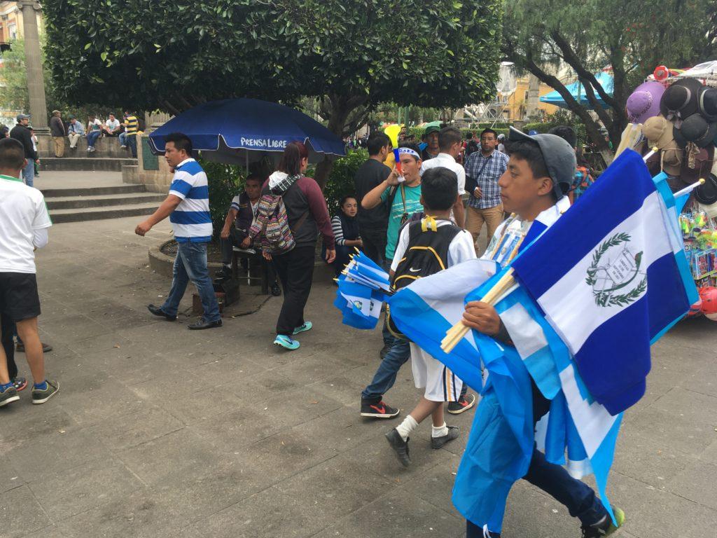 【グアテマラ旅行者必見】シェラでの独立記念日の過ごし方